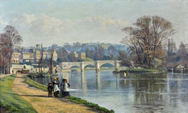 Thames Embankment, Richmond upon Thames