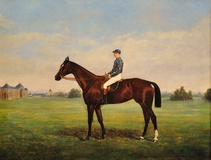 Serpolette II, winner of Prix de Diane 1881